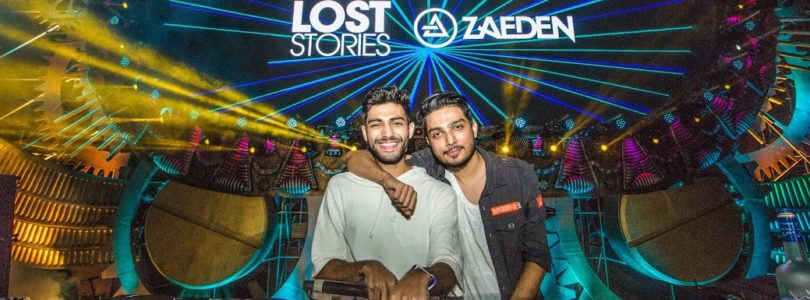 Lost Stories & Zaeden interview