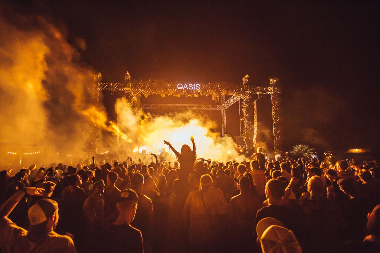 Oasis Festival 2019 lineup: Four Tet, Jayda G, Mall Grab and more