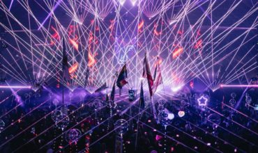 """Gareth Emery is taking the """"World's Greatest Laser Show"""" to Miami"""