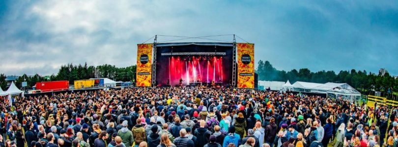 Secret Solstice 2019 dates