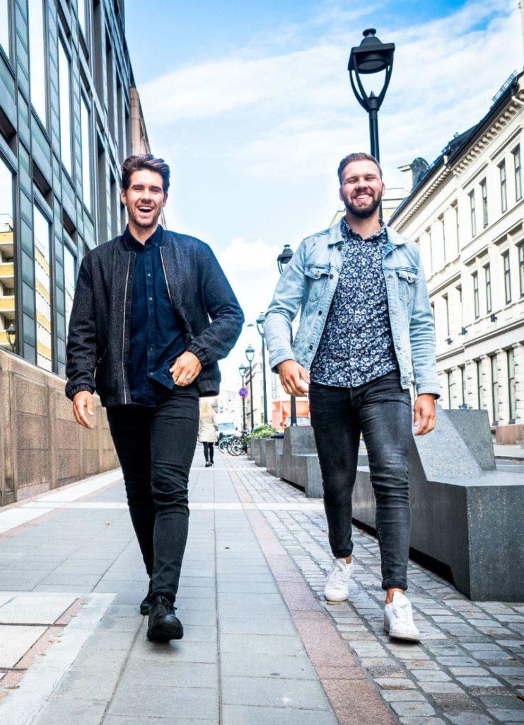 Westgaard & Kristoffer, CLBZ app