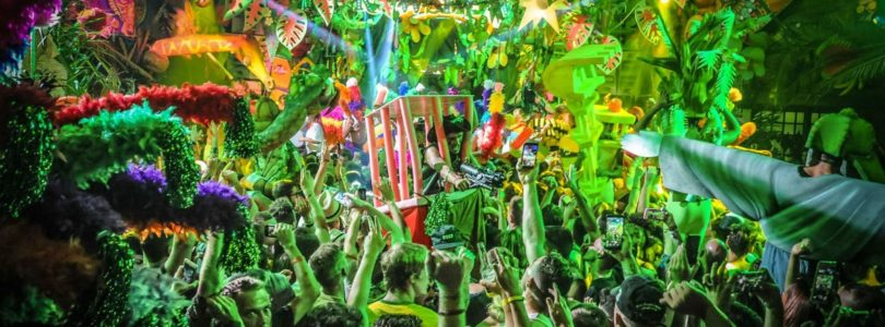 elrow mumbai Sambowdromo do Brasil