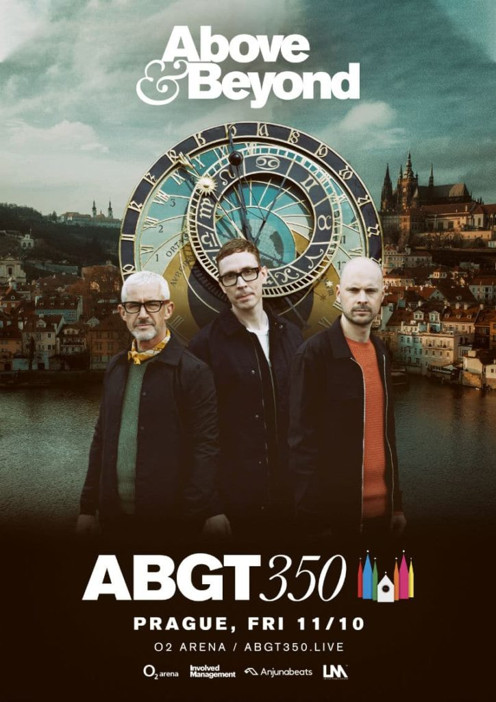 above and beyond abgt350 prague