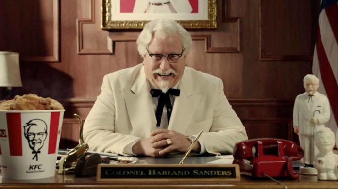 KFC's Colonel Sanders ultra 2019