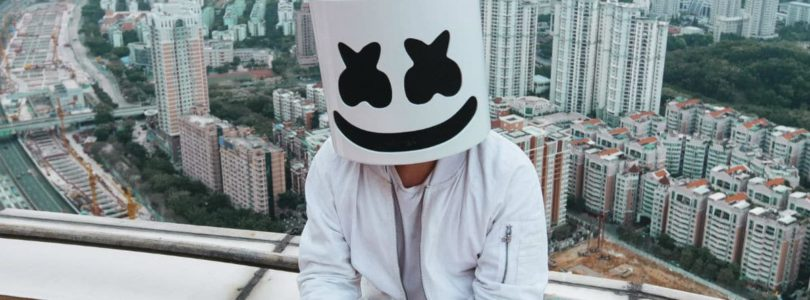 Marshmello Here With Me