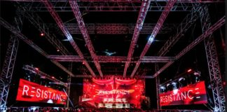 Resistance Ibiza 2019 lineup