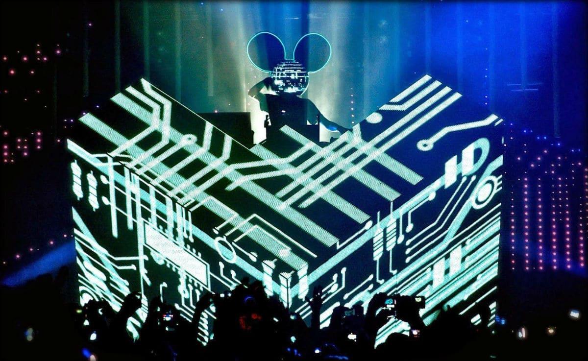 deadmau5 Reveals 16-City 'Cube V3 Tour' Across North America
