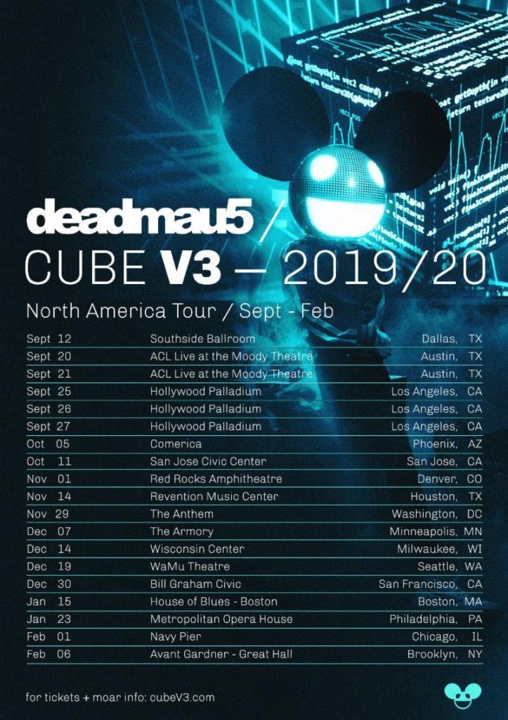 deadmau5 cube v3 cities