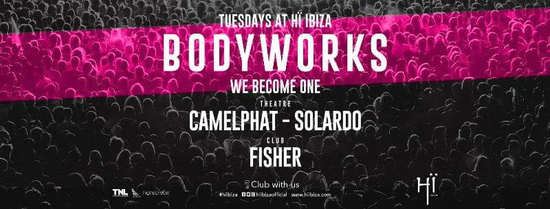 Bodyworks Hi Ibiza