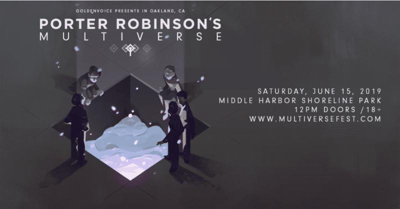 porter robinson multiverse