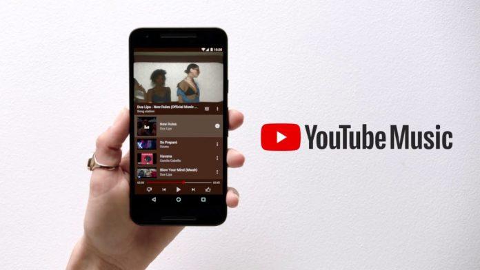 youtube music india