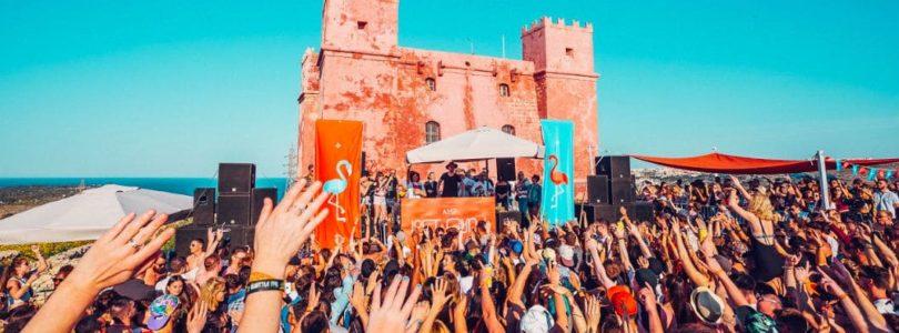 AMP Lost & Found Festival Location