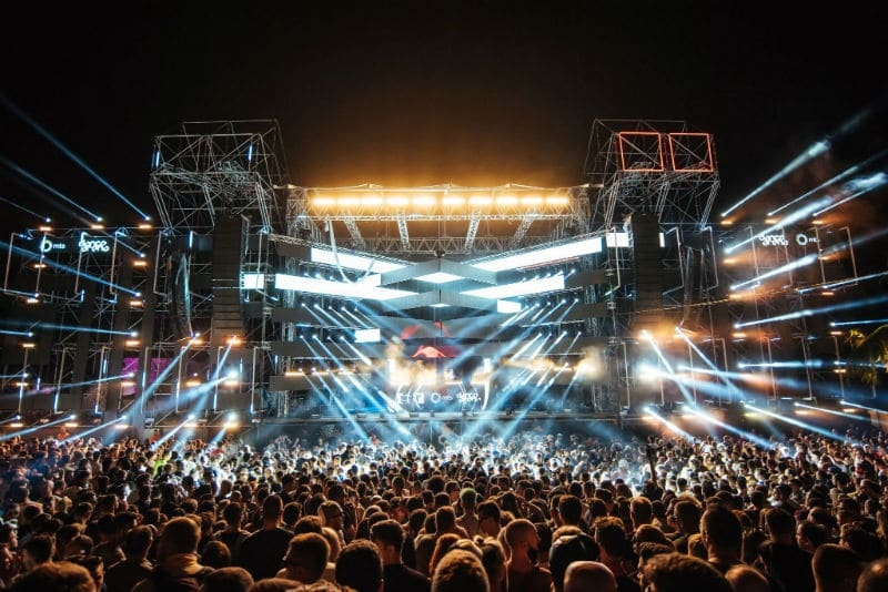 EXIT Festival 2019 - Dance Arena
