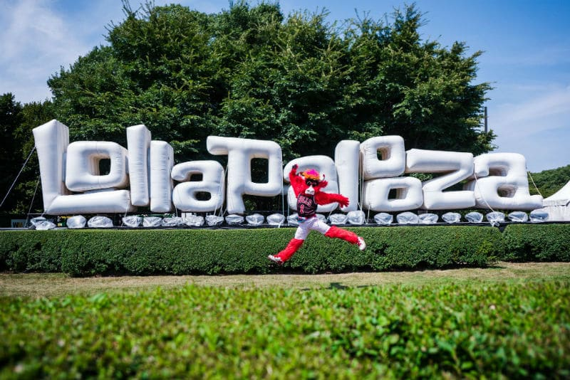 Lollapalooza 2019 Dates