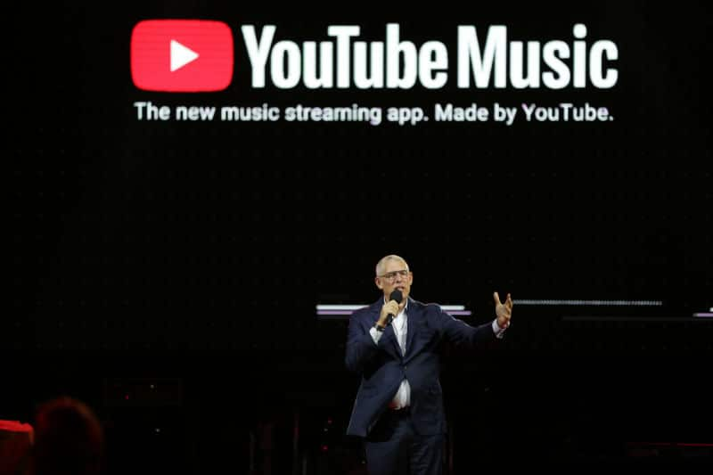 Lyor Cohen Head YouTube Music