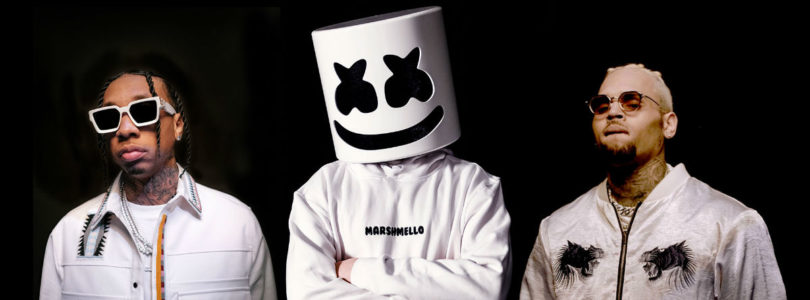Marshmello Light It Up