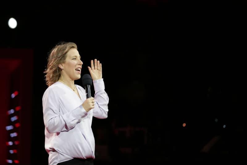 Susan Wojcicki CEO YouTube