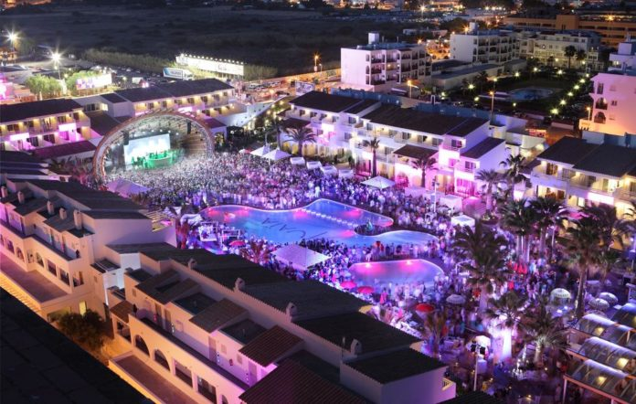 Ushuaia Ibiza mucho ibiza