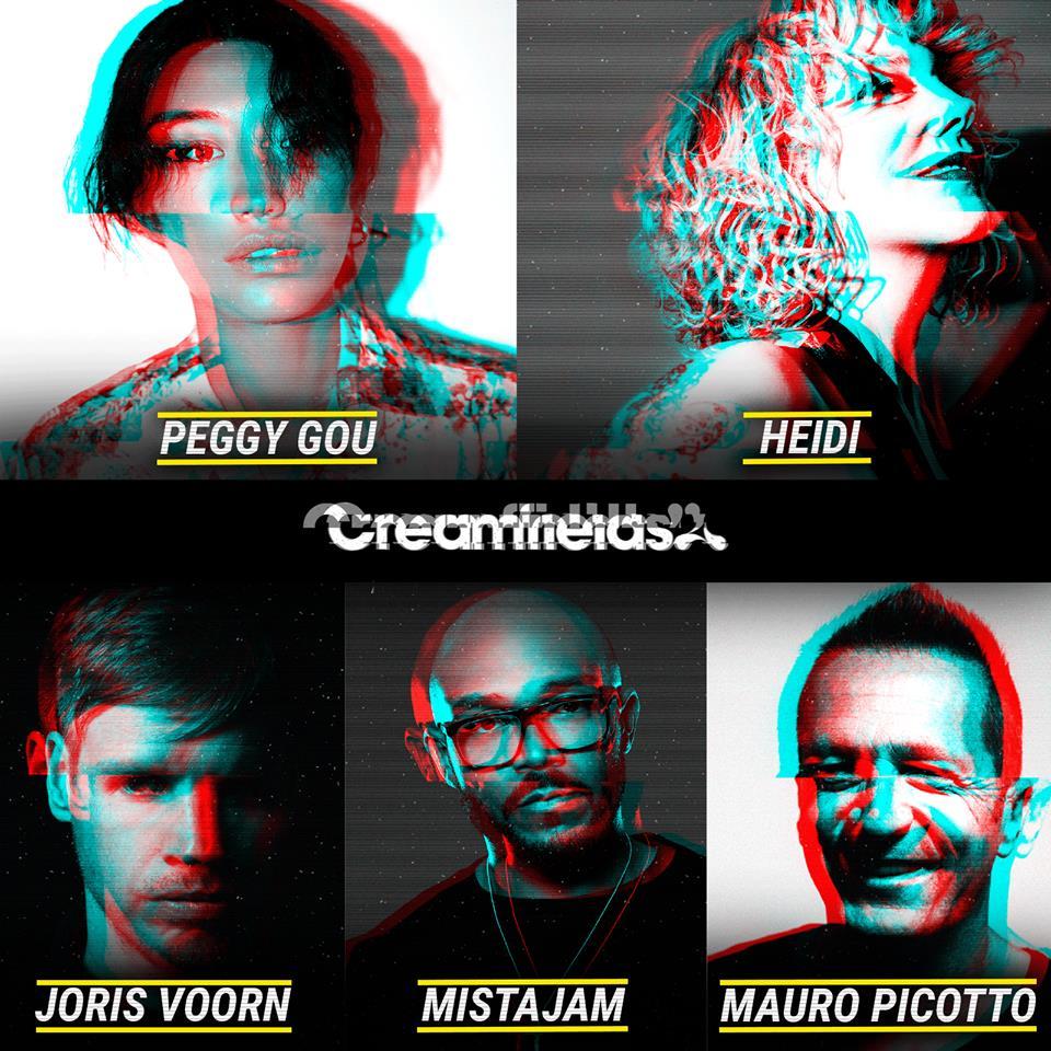 creamfields lineup 2019