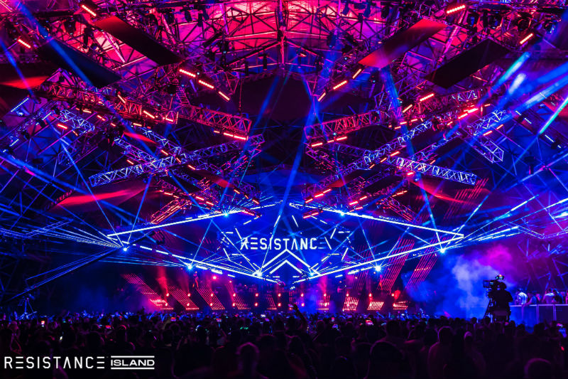 ultra music festival 2019 review - Resistance