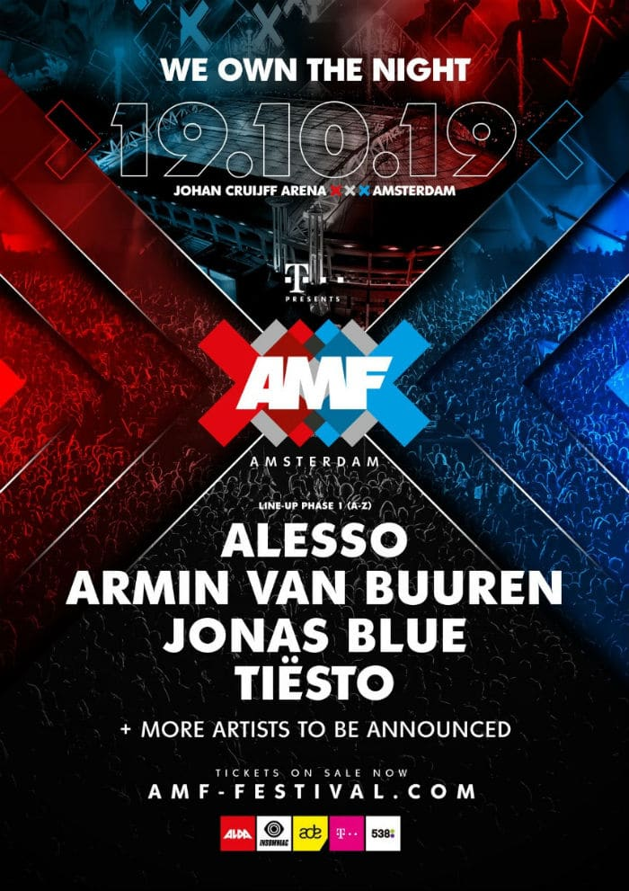 AMF 2019 Lineup