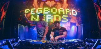 Pegboard Nerds back to me