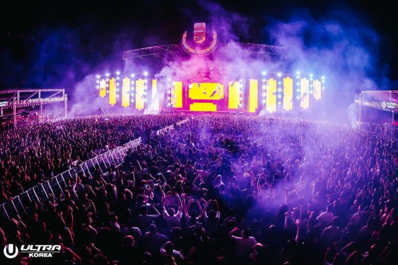 ULTRA Korea 2019 tickets