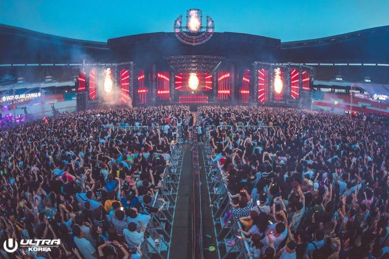 ULTRA Korea 2019 venue 2019