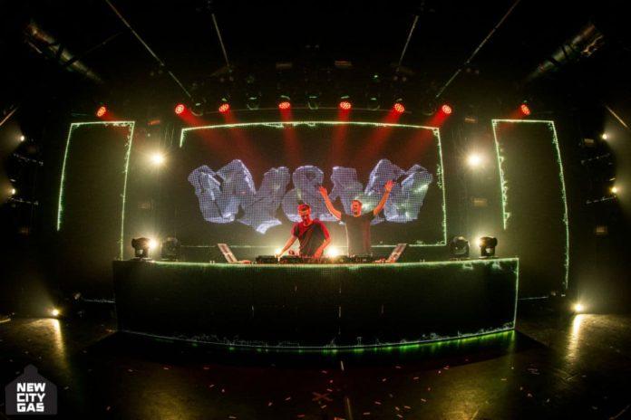 W&W let the music take control