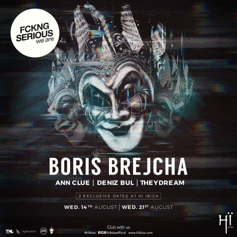 boris brejcha hi ibiza tickets