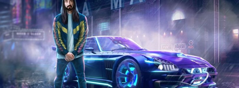 need for speed no limits steve aoki