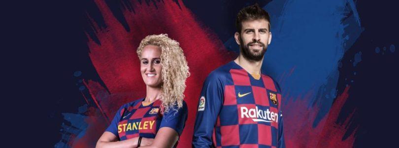 fc barcelona kit 2019