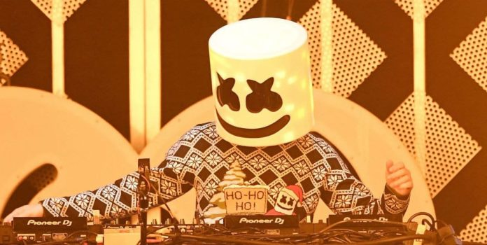 Marshmello Room To fall