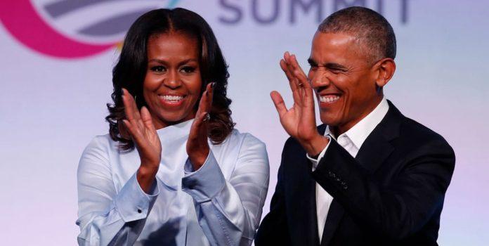 Obama's Spotify Podcasts