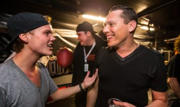 "Tiesto Finally Drops His Remix Of Avicii's ""Tough Love"""