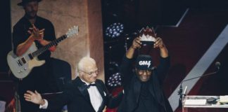 grandmaster flash nobel prize