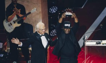 "Grandmaster Flash Becomes The First DJ To Win ""Nobel Prize For Music"""