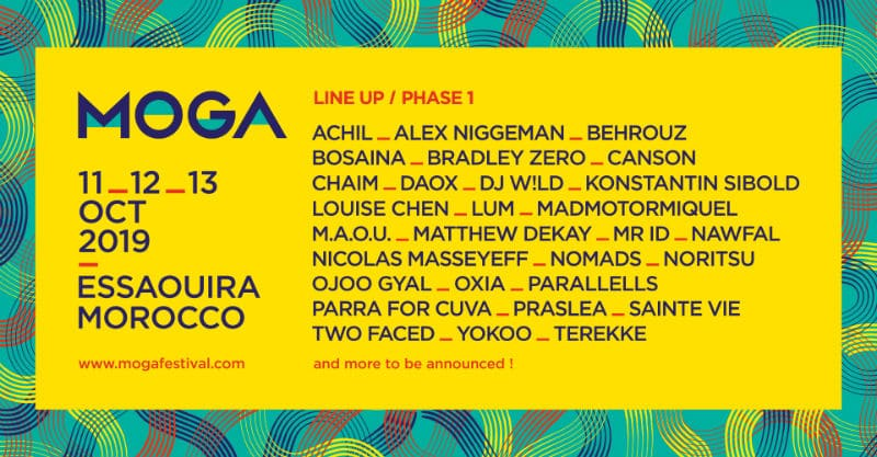 moga festival 2019 lineup