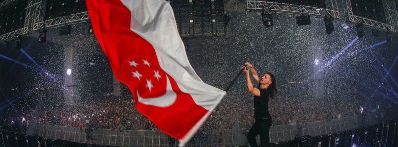 skrillex ultra singapore 2019 review