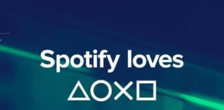 spotify PlayStation india