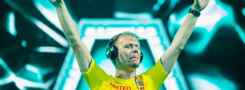 Armin van Buuren Something Real - untold festival 2019 anthem with Avian Grays