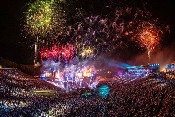 Tiesto Tomorrowland 2019