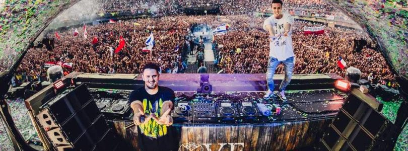 W&W Tomorrowland 2019