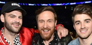 david guetta the chainsmokers