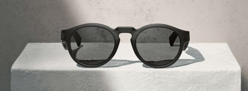 Bose Frames Integrate Sunglasses With Headphones