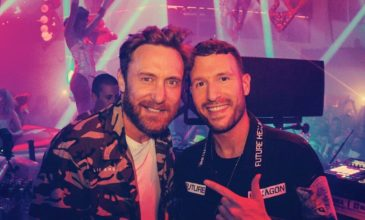 David Guetta & Martin Solveig - Thing For You Don Diablo Remix