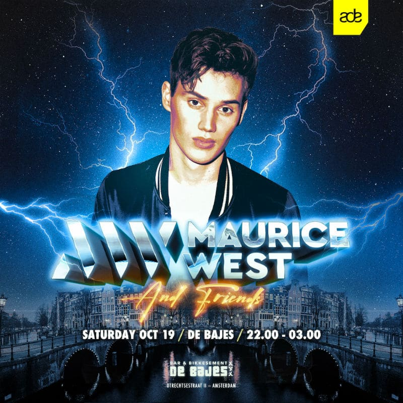 maurice west and friends ade 2019