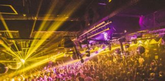 ministry of sound london events
