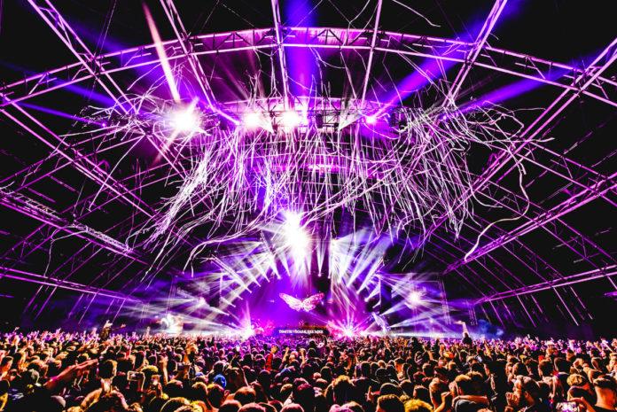 tomorrowland garden of madness 2019