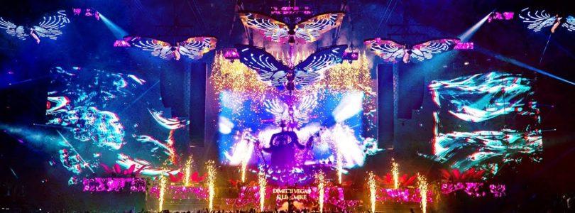Dimitri Vegas & Like Mike garden of madness new york 2019